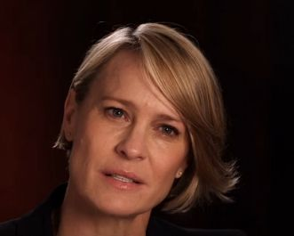 Robin Wright opens up about a trip to the Congo inspired her company, Pour Les Femmes.