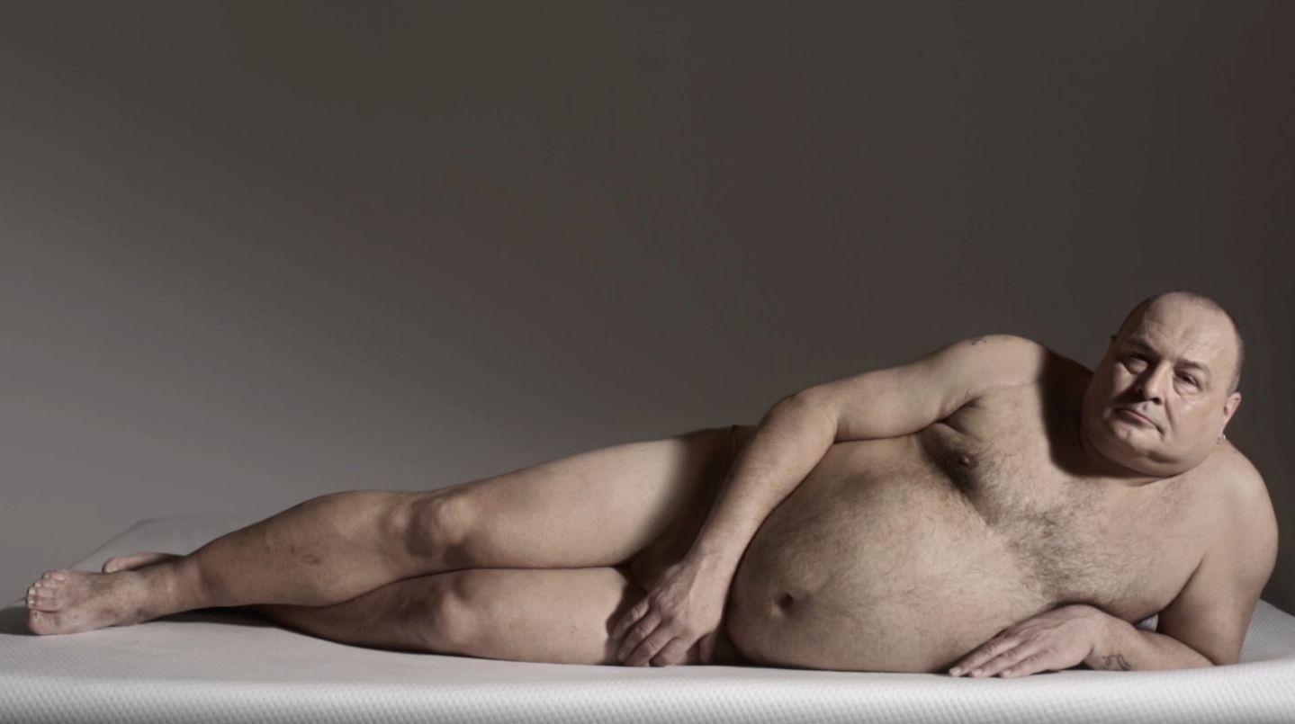 Burly naked men