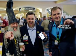 The Libertarian Party Barely Takes Itself Seriously. Why Should We?