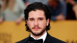 Kit Harington Is Totally Unrecognisable Without His