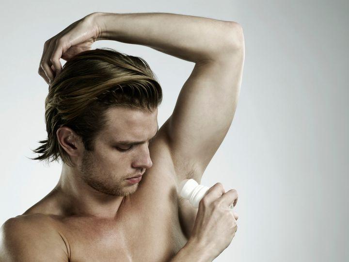 Oooh yeah, deodorant.