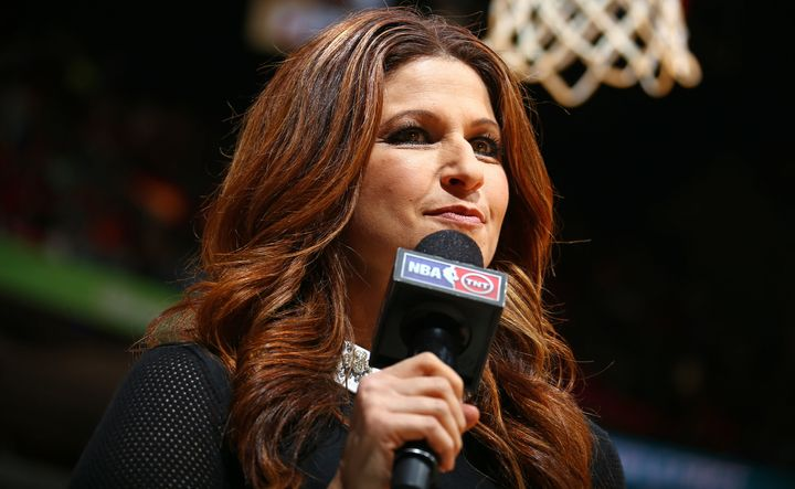 No longer with CNN/TNT, Rachel Nichols is back at ESPN and more prominent than ever.