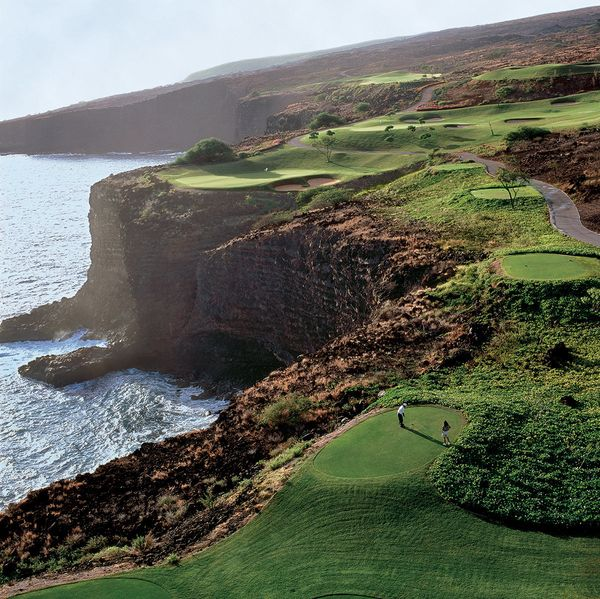 This Signature Jack Nicklaus course is the only one in Hawaii with water views from every.single.hole. The course&n