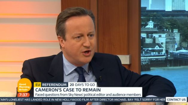 David Cameron: 'The special relationship is bigger than the individuals