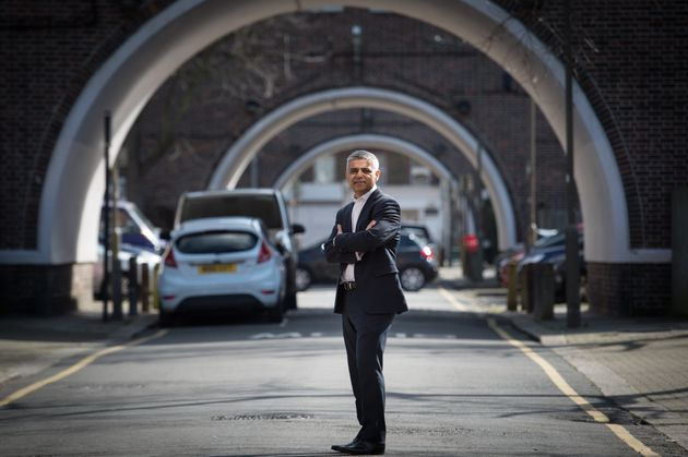 Sadiq Khan has promised to be London's