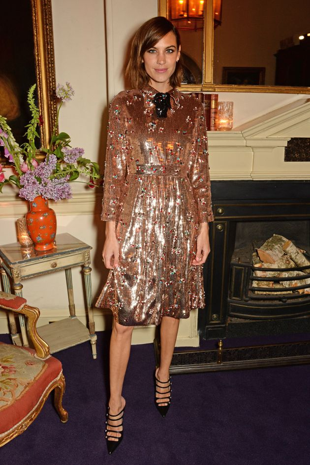 Alexa Chung Predicts What We'll Be Wearing All Summer At Gucci Cruise Show
