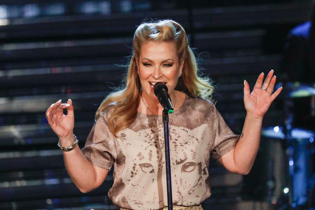 Anastacia would add some international glamour if she joined the
