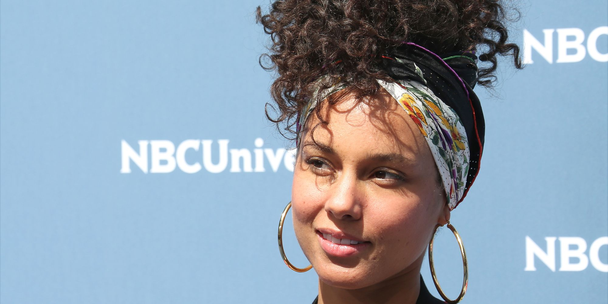 Alicia Keys Has Started Nomakeup Movement