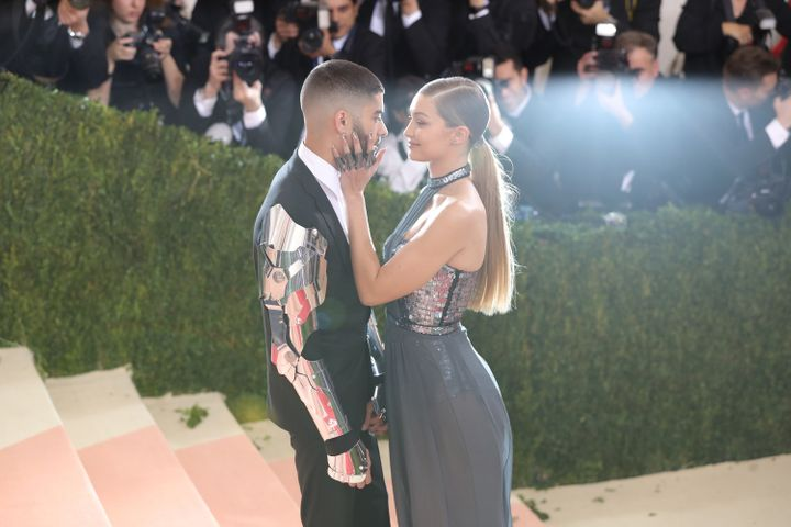The couple looked so in love at the 2016 Met Gala in May.