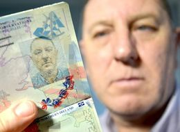 Salford Man Distraught After Passport Photo Makes Him Look Like Hitler