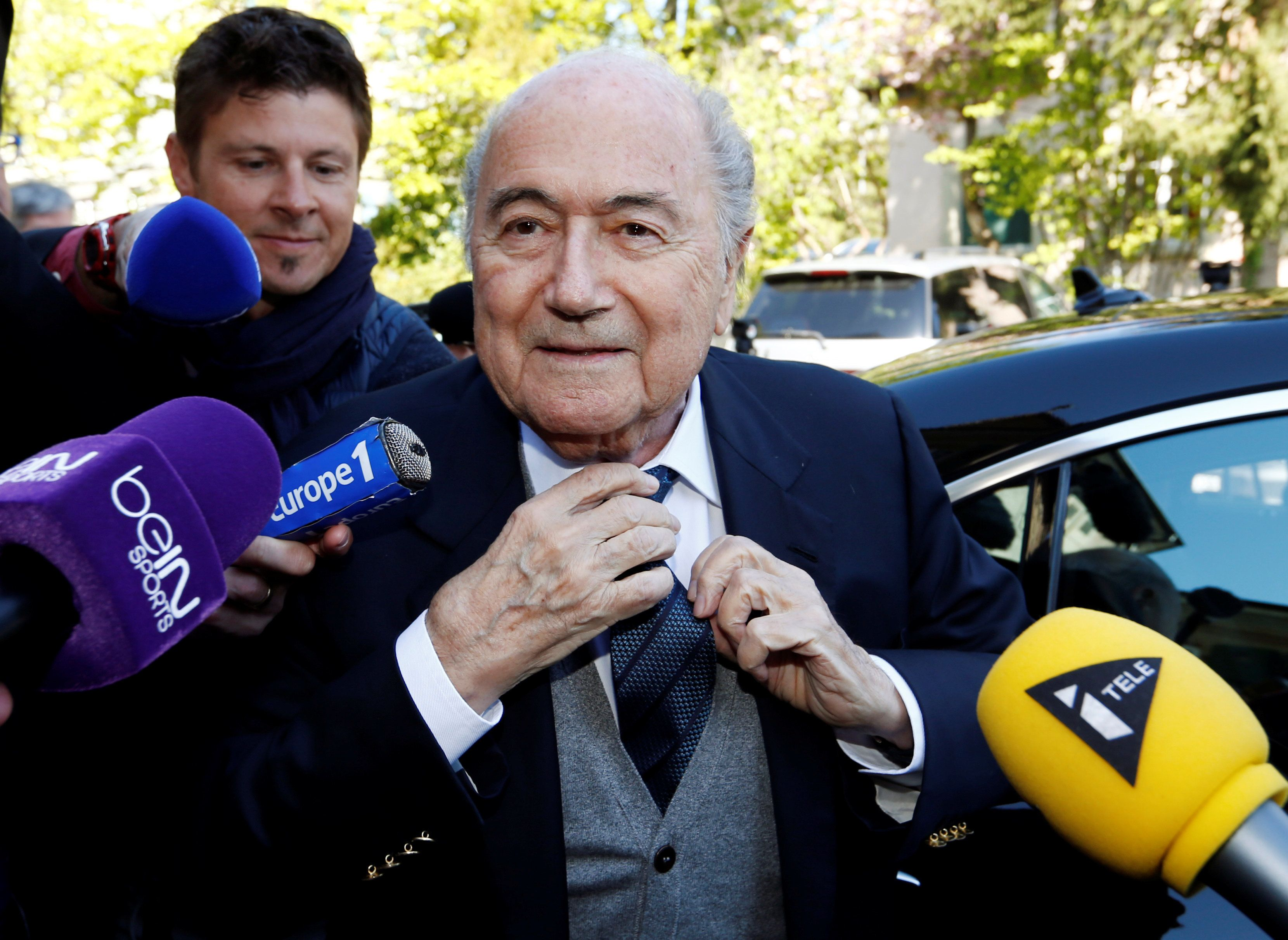 Fifa Officials Blatter, Valcke And Kattner Awarded Themselves