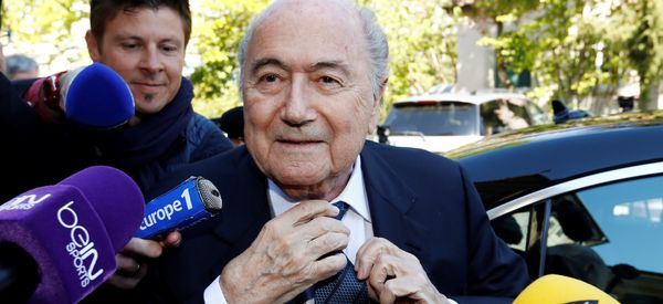 Fifa Officials Blatter, Valcke And Kattner Awarded Themselves £55M