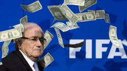Sepp Blatter And His FIFA Cronies Paid Themselves $80