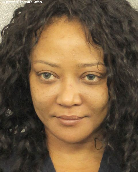 Lynette Taylor's mugshot after her arrest for an alleged assault on her husband and NFL Hall of Famer Lawrence Taylor.