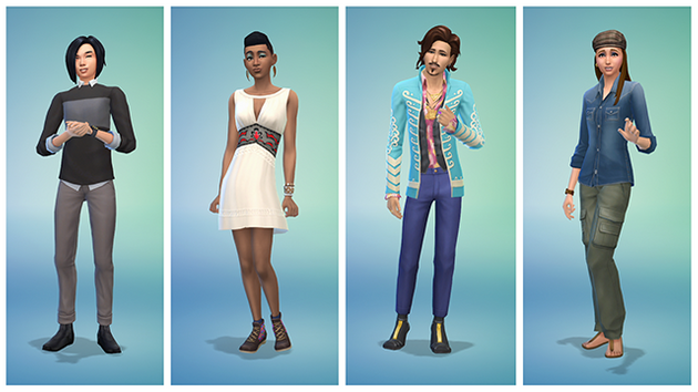 The Sims 4 Removes All Gender Barriers From Its