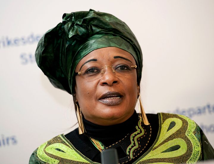 Jacqueline Moudeina survived a grenade attack in 2001 to prosecute the case against Hissene Habré.