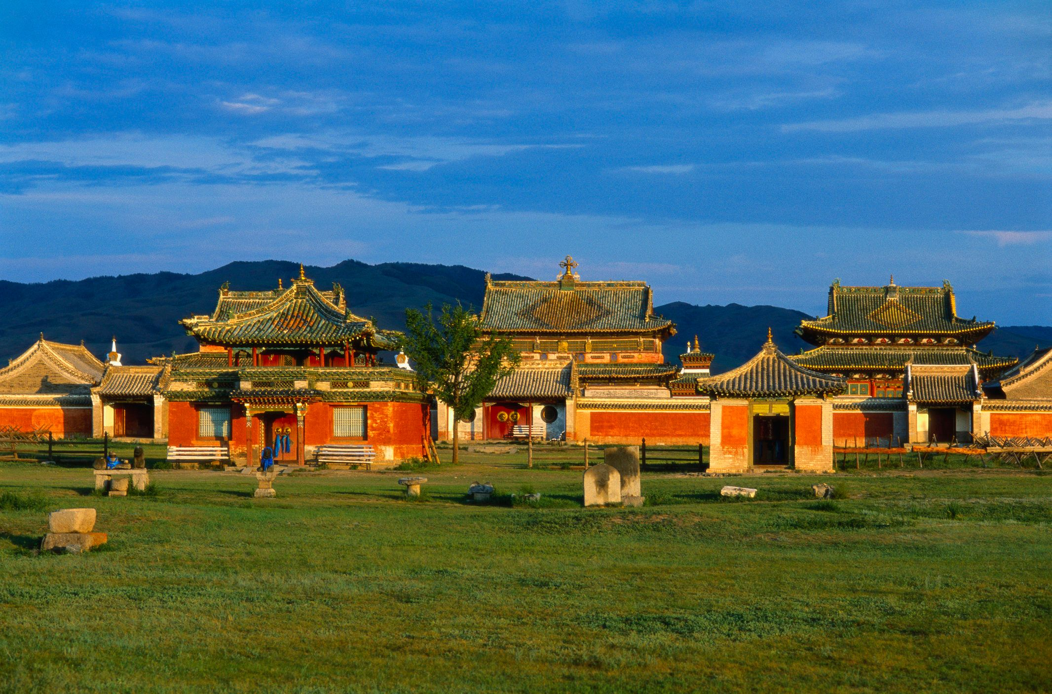 Erdene Zuu Monastery, Karakorum, Uvurkhangai, Mongolia