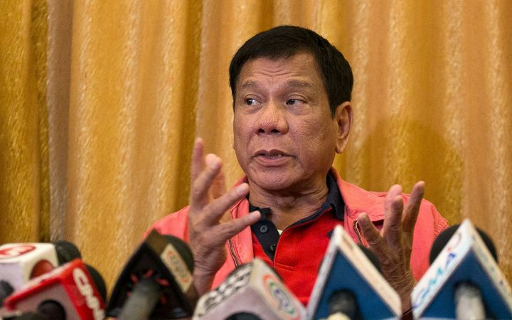 """Just because you're a journalist, you are not exempted from assassination if you are a son of a bitch,"" Duterte recentl"