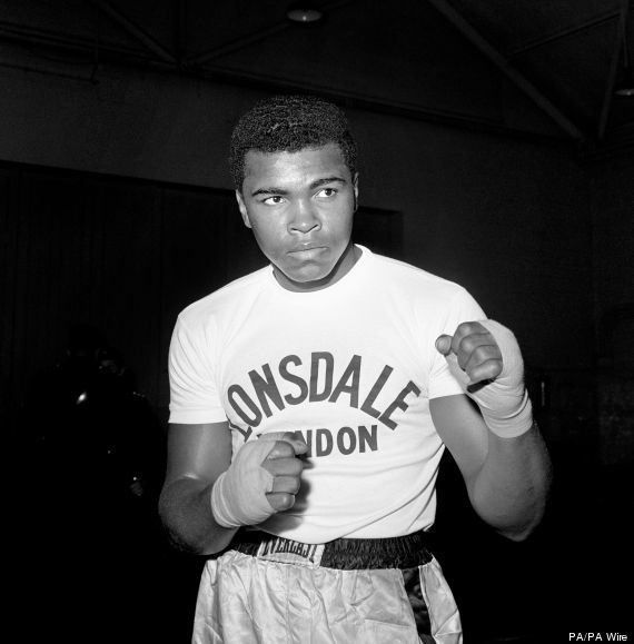 Muhammad Ali has died aged