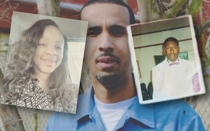 Samantha Barnes' husband-to-be, Barron Victor Jr., was shot and killed on Feb. 21, 2000.