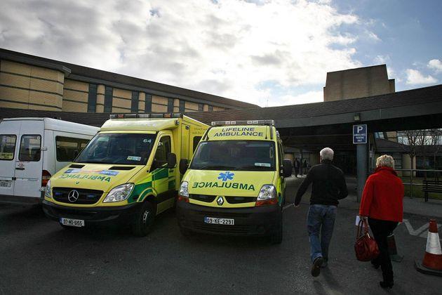 The children were taken to Tallaght