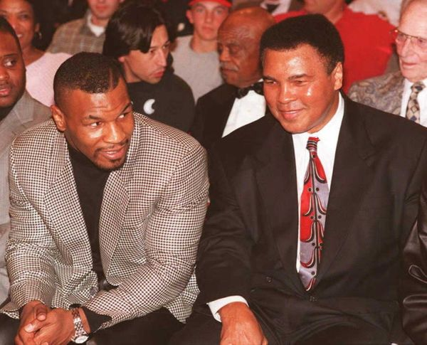 """Muhammad Ali meant so much not only to me, but so many other people in the world, different nationalities and differen"
