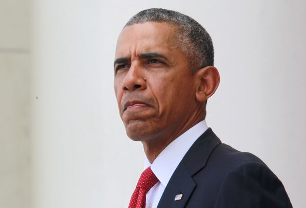 Barack Obama paid tribute to the boxing legend on