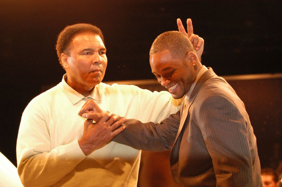 """When we think about the legacy of Muhammad Ali, what he did in the ring is not what we think about. For nearly two yea"