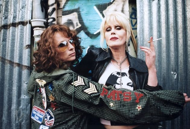 Edina and Patsy will be making it to the big screen on 1