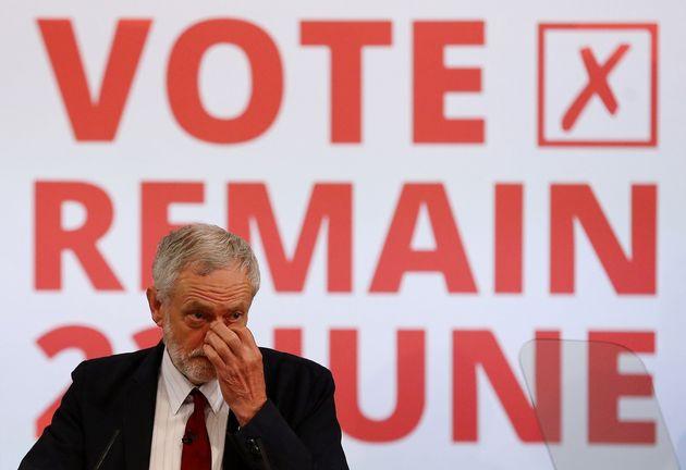 Jeremy Corbyn'is not a passionate man', John Prescott