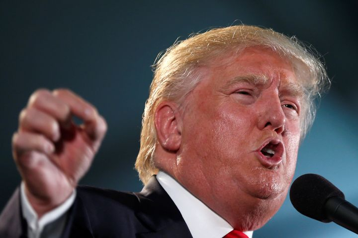 Donald Trump has said the U.S. should have stayed out of Libya, should have gone into Libya, then denied he's even talked abo