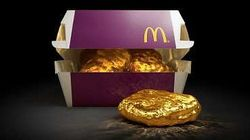McDonald's Japan Is Giving Away An 18-Karat Golden Chicken