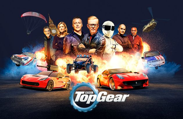 Chris Evans and the 'Top Gear' team haven't fared any better in the