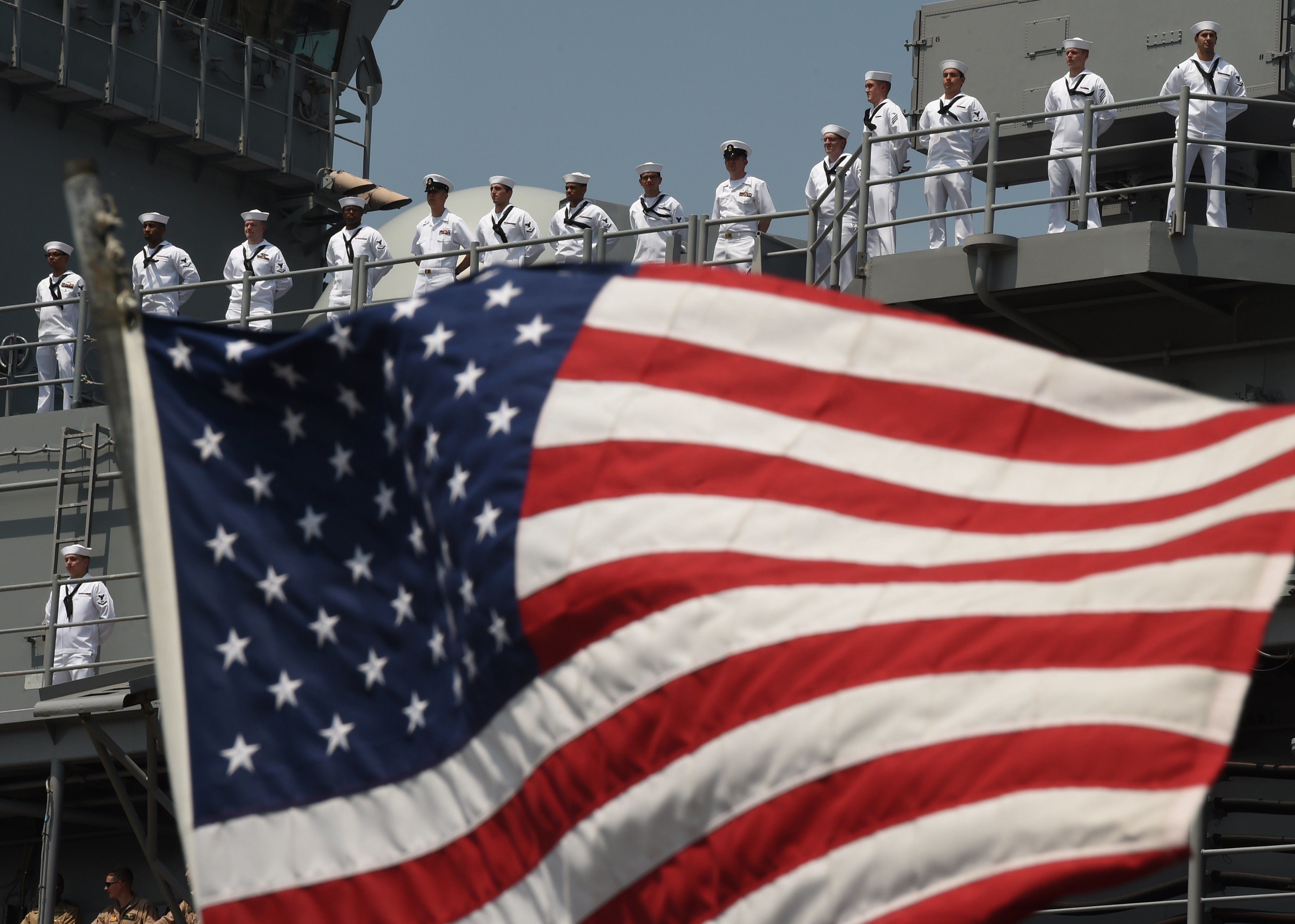 U.S. Navy Slaps Drinking Ban On 18,600 Sailors After Okinawa