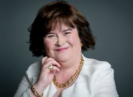 Susan Boyle Ends Two-Year Feud With Estranged Brother