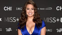 Ashley Graham Rules Miss USA With A Plunging Gown And A