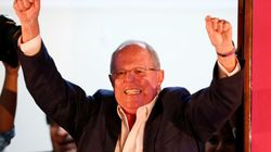 Peru's Presidential Election Shows A Narrow Lead For