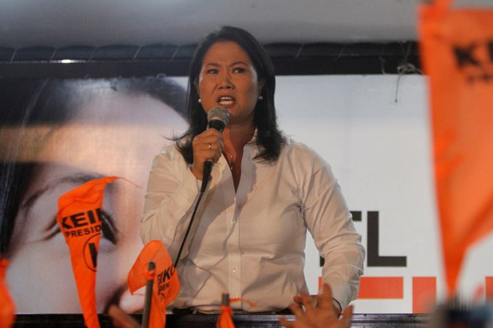 Keiko Fujimori had for long been the favorite to win the election, but Kuczynski caught up with heras Peruvians weighed