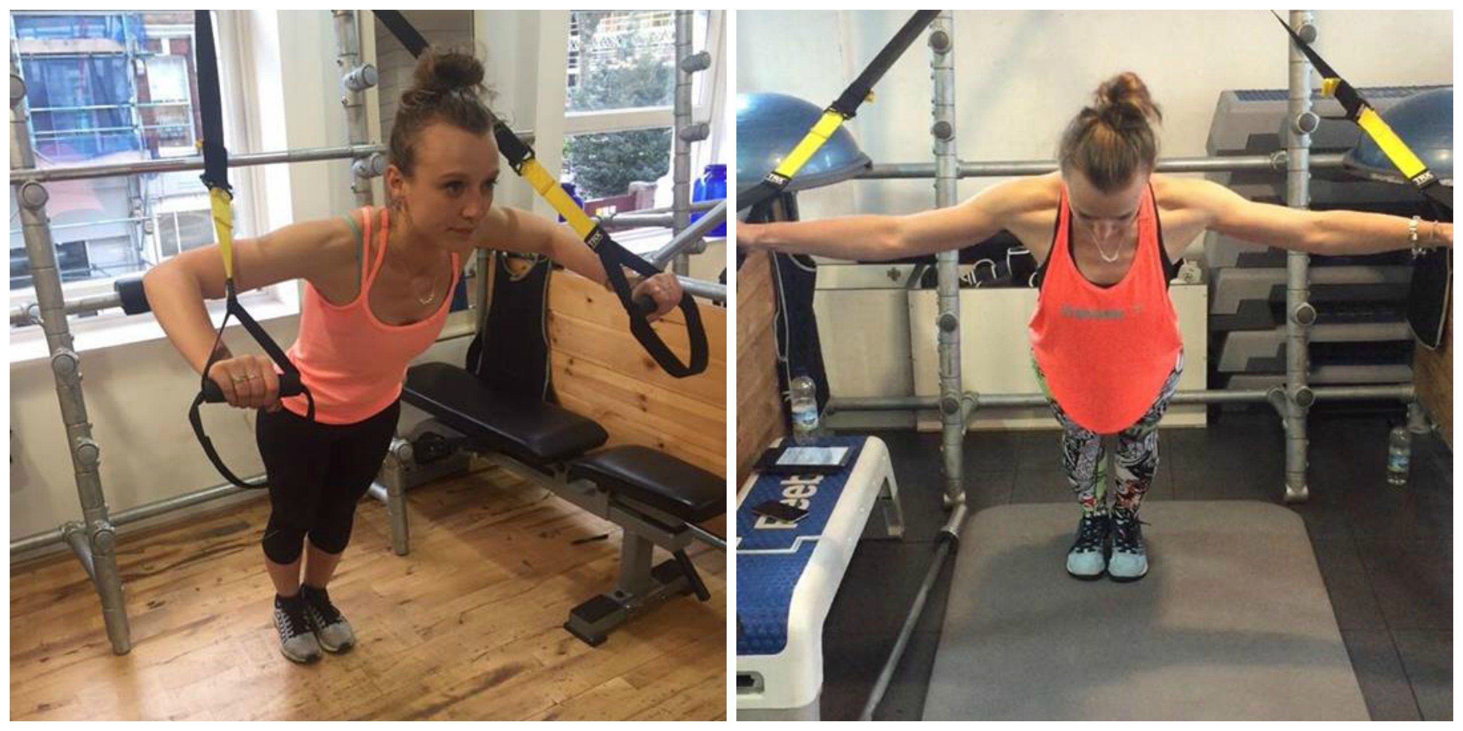 How TRX Training Changed My Body In Just Four