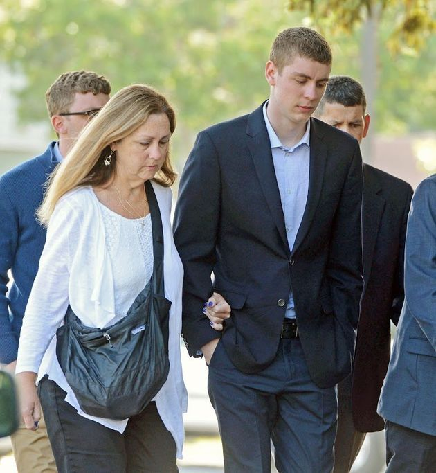 Brock Turner was foundguilty of three felony sexual assault counts for the January 2015