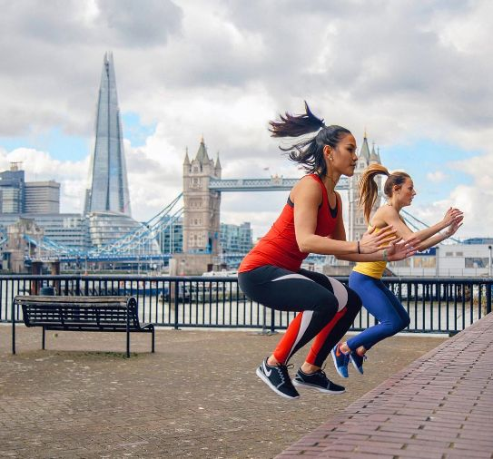 The Best Places To Get Fit Outdoors In