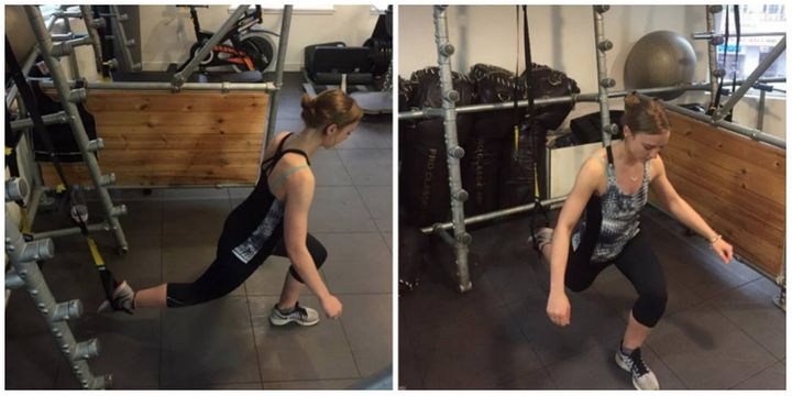 TRX Review: How Suspension Training Changed My Body In Just