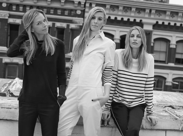 Meredith Melling, Valerie Boster andMolly