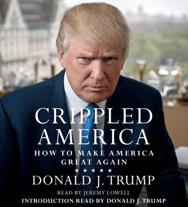 Donald Trump Promised His Book Proceeds To Charity. So ...