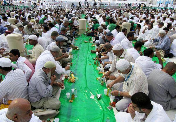 Календарь рамадана в мекке