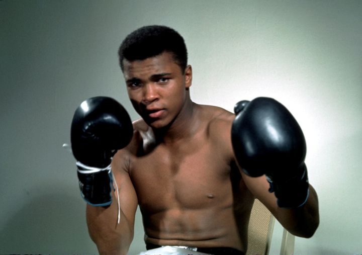 The Champ's 32-year fight against Parkinson's disease inspired millions.