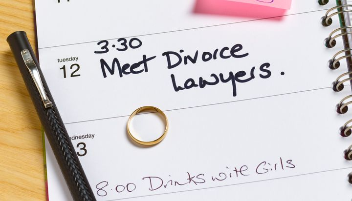 If you want your split to go smoothly, don't drag your feet, says divorce lawyer Karen Covy.