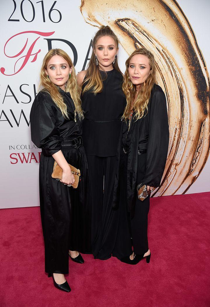 The Olsen Triplets?
