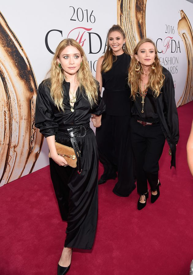 Mary-Kate And Ashley Olsen Bring An Unexpected Guest To ...