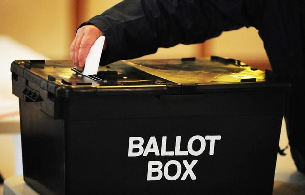 The deadline to register to vote is Tuesday 7 June at